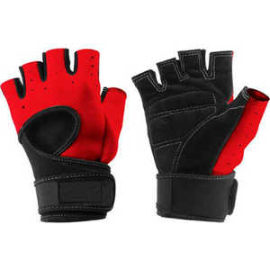 Перчатки для занятия спортом Torres (арт. PL6020XL), размер XL, цвет: красно-черные