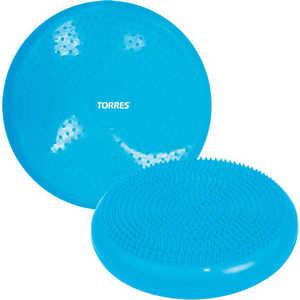 Платформа для пилатеса массажная Torres PVC, диаметр 33см (YL0011) тактическая доска для волейбола torres tr1001v