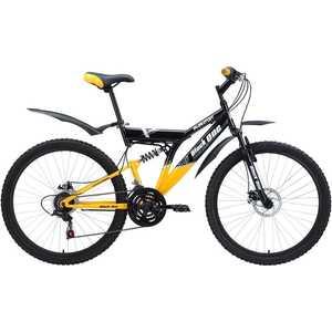 Велосипед Black One Phantom 18 Yellow
