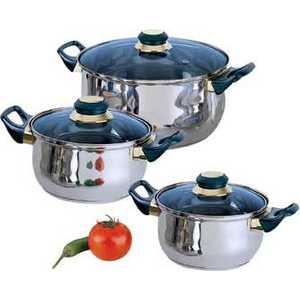 Набор посуды Bekker ВК-952 кастрюли bekker кастрюля