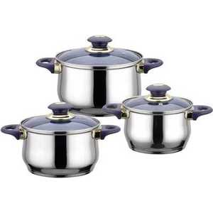 Набор посуды Bekker Jumbo ВК-964 казан bekker вк 648
