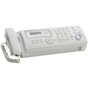 Факс Panasonic KX-FP207RUW