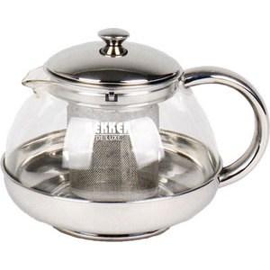 Заварочный чайник Bekker De Luxe 1 л ВК-399 bekker 1