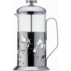 Френч-пресс Bekker De Luxe 0,6 л ВК-361 заварочный чайник bekker de luxe 0 5 л вк 397