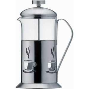 Френч-пресс Bekker De Luxe 0,6 л ВК-362 заварочный чайник bekker de luxe 0 5 л вк 397