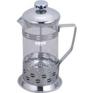 Френч-пресс Bekker De Luxe 0,6 л ВК-366 заварочный чайник bekker de luxe 0 5 л вк 397