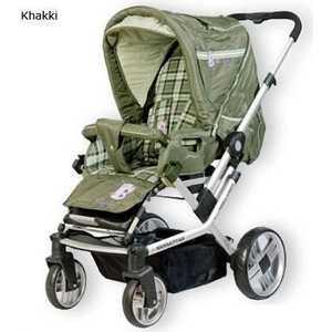 Коляска-трансформер Baby Care ''Manhattan'' (khakki) 60