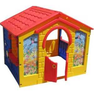 Игровой домик Marian Plast (Palplay) разборный 560 palplay marian plast песочница бассейн собачка тент