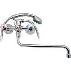 Смеситель для ванны Mofem Evrosztar керамика (145-0002-31)  смеситель для ванны mofem mambo с душевой лейкой и шлангом 155 0012 10