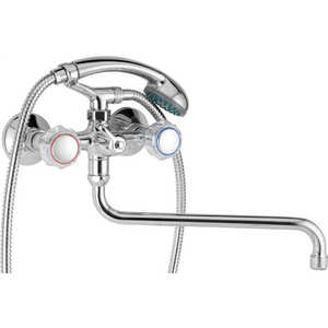 Смеситель для ванны Mofem Primula резина (145-0056-20)  смеситель для душа mofem primula резина 143 0014 13