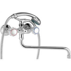 Смеситель для ванны Mofem Primula керамика (145-0056-41)  смеситель для душа mofem primula резина 143 0014 13