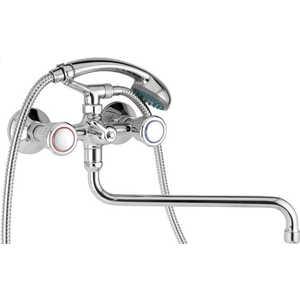 Смеситель для ванны Mofem Karina керамика (145-0017-30)  смеситель для ванны mofem karina керамика 145 0017 30