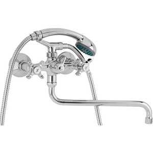 Смеситель для ванны Mofem Romantik antika керамика (145-0011-31)  mofem samba 151 0022 00 для ванны