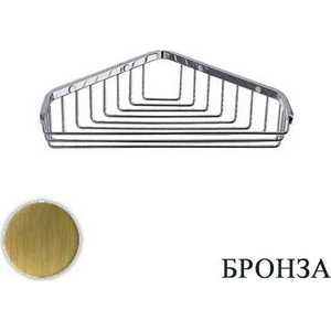 Мыльница Bagno Associati Old Brass Grand Hotel угловая 27 см (GH15692)