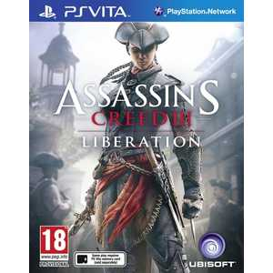 Игра для PS Vita  Assassin's Creed: III: Освобождение (PS Vita, русские субтитры)