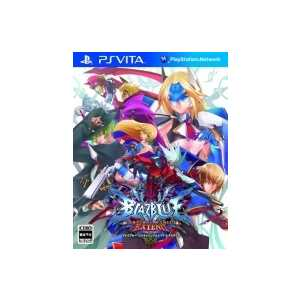 Игра для PS Vita  BlazBlue: Continuum Shift Extend (PS Vita, английская версия)