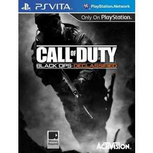 Игра для PS Vita  Call of Duty: Black Ops Declassified (PS Vita, русская версия)