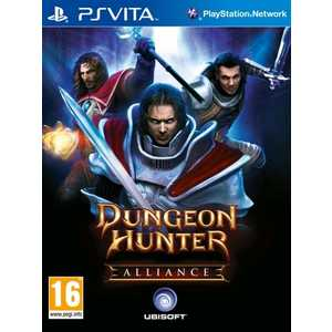 Игра для PS Vita  Dungeon Hunter: Alliance (PS Vita, английская версия)