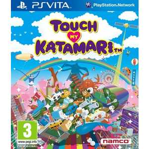Игра для PS Vita  Touch My Katamari (PS Vita, английская версия)