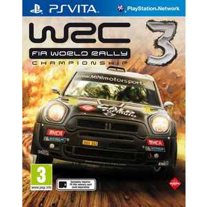 Игра для PS Vita  World Rally Championship 3 (PS Vita, английская версия)