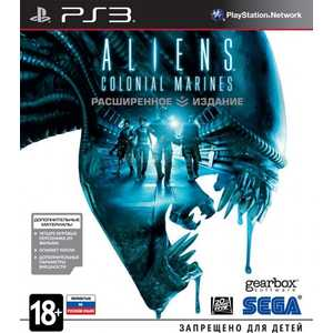 Игра для PS3  Aliens: Colonial Marines. Расширен. издание (PS3, русская версия)