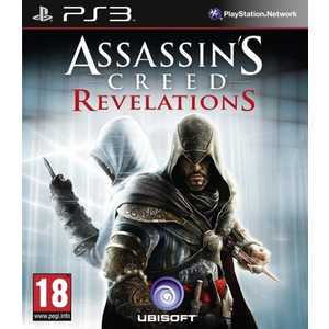 Игра для PS3  Assassin's Creed: Откровения (PS3, русская версия)