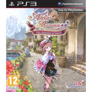 Игра для PS3  Atelier Rorona: The Alchemist of Arland (PS3, английская версия)