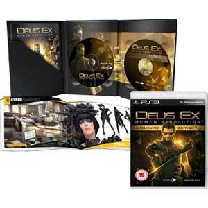 Игра для PS3  Deus Ex: Human Revolution Augmented Edition (PS3, английская версия)