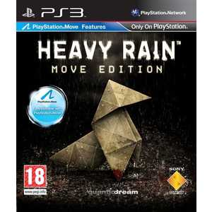 Игра для PS3  Heavy Rain (с поддержкой PS Move) (PS3, русская документация)