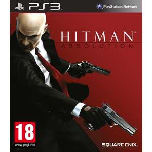Игра для PS3  Hitman Absolution (PS3, русская версия)