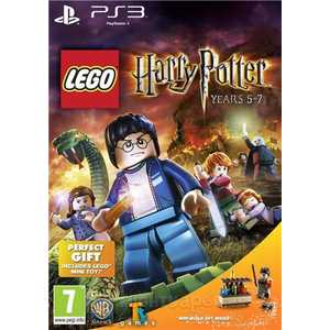 Игра для PS3  LEGO Harry Potter: Years 5-7 Mini-toy Edition (PS3, английская версия)