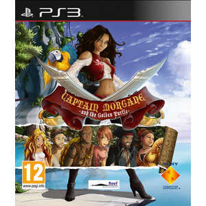 Игра для PS3  Move Captain Morgane and the Golden Turtle (PS3, английская версия)