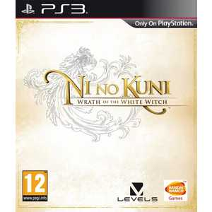 Игра для PS3  Ni no Kuni: Wrath of the White Witch (PS3, английская версия)