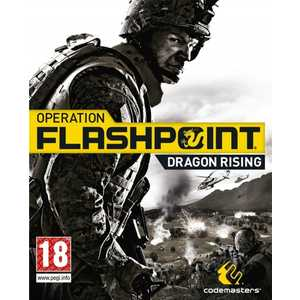 Игра для PS3  Operation Flashpoint 2: Dragon Rising (PS3, английская версия)