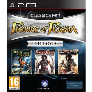 Игра для PS3  Prince of Persia Trilogy Classics HD (PS3, английская версия)