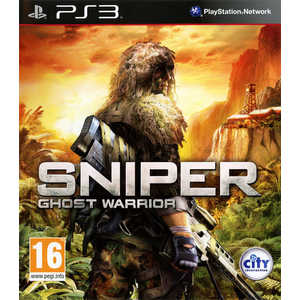 Игра для PS3  Sniper: Ghost Warrior (PS3, русская версия)