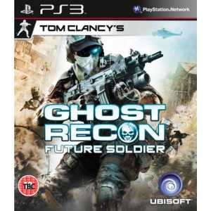 Игра для PS3  Tom Clancy's Ghost Recon Future Soldier (PS3, английская версия)