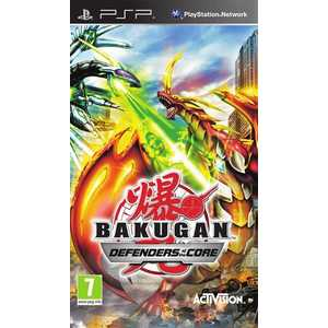 Игра для PS3  Bakugan Defenders of the Core (Essentials) (PS3, английская версия)