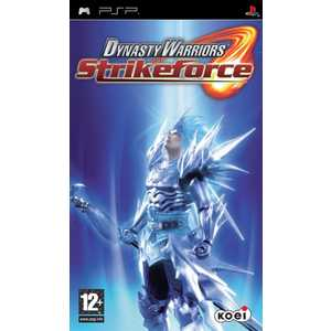 Игра для PSP  Dynasty Warriors: Strikeforce (PSP, английская версия)
