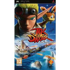 Игра для PSP  Jak and Daxter: Lost Frontier (PSP, английская версия)