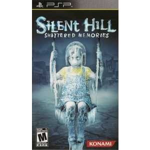 Игра для PSP  Silent Hill: Shattered Memories (PSP, английская версия)