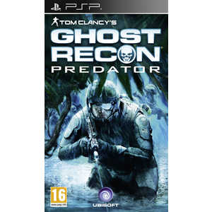 Игра для PSP  Tom Clancy's Ghost Recon Predator (PSP, английская версия)