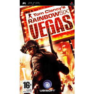 Игра для PSP  Tom Clancy's Rainbow Six: Vegas (PSP, английская версия)