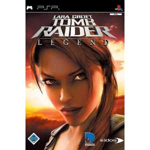 Игра для PSP  Lara Croft Tomb Raider: Legend Essentials (PSP, английская версия)