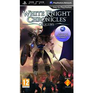 Игра для PSP  White Knight Chronicles Origins (PSP, английская версия)