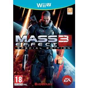 Игра для Wii-U  Mass Effect 3 Spesial Edition (Wii-U, английская версия)