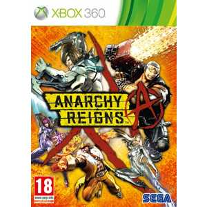 Игра для Xbox 360  Anarchy Reigns. Limited Edition (Xbox 360, английская версия)