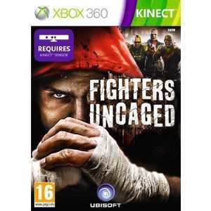 Игра для Xbox 360  Kinect Fighters Uncaged (Xbox 360, английская версия)