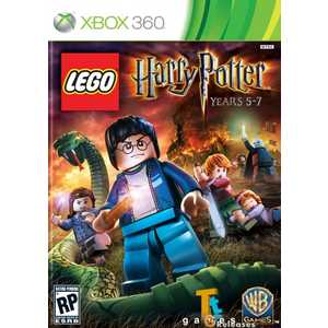 Игра для Xbox 360  LEGO Harry Potter: Years 5-7 (Xbox 360, русские субтитры)