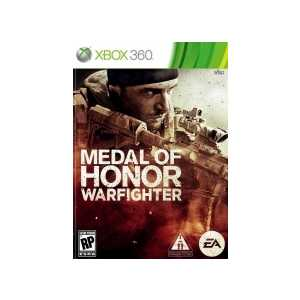 Игра для Xbox 360  Medal of Honor: Warfighter (Xbox 360, английская версия)